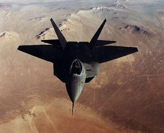 המחדל החמור של נתניהו ,בני גץ ,אשכנזי ולפיד לגבי מטוס F22 ולמה הם יכולים לשבת בכלא על כך AP9710060402