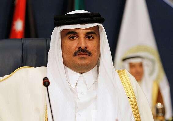 Amir Qatar // Φωτογραφία: Reuters