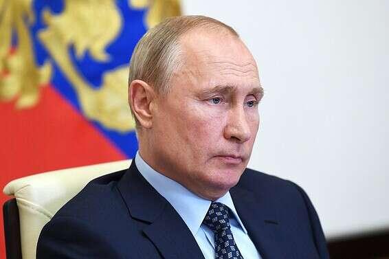 """""""המצב קשה ומסוכן"""", נשיא רוסיה פוטין // צילום: רויטרס"""
