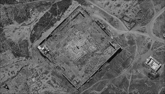 Documentation de la caméra satellite, Photo: porte-parole et département de l'information, ministère de la Défense