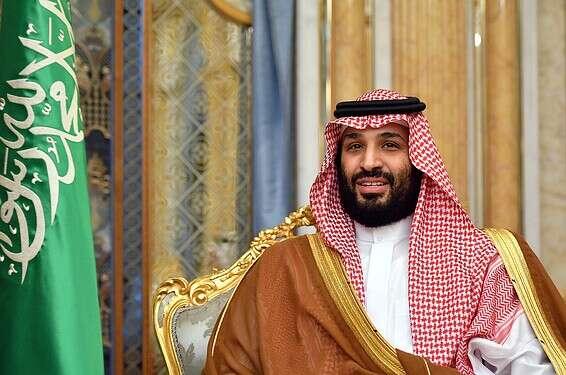 Saudi Regent Ben Salman // Photo d'archive: Reuters