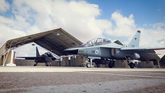 Avion M-346 // Photo: Elbit Systems