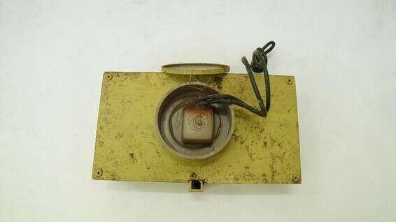 Voici à quoi ressemble l'engin explosif de près, dans un laboratoire // Photo: porte-parole de Tsahal