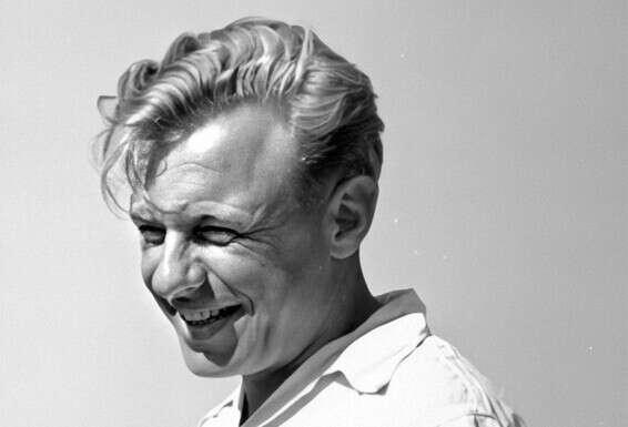 Teddy Kollek dans les années 1930 // Photo: a. Oppenheim avec l'aimable autorisation de la photo