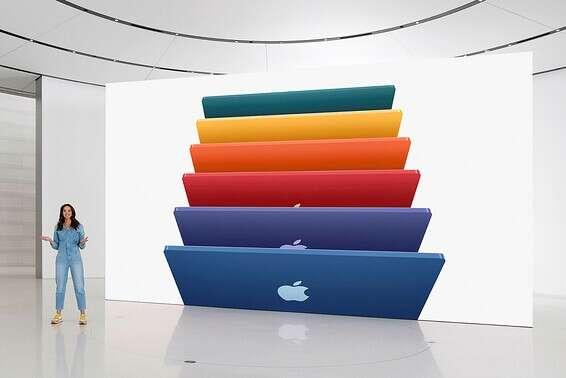 סדרת iMac החדשה