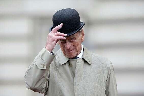 """""""המדינה כולה מתאבלת עם משפחת המלוכה"""". הנסיך פיליפ // צילום: רויטרס"""