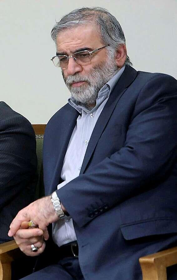 Vengeance pour son élimination? Mohsin Fahrizadeh // Photo: Reuters