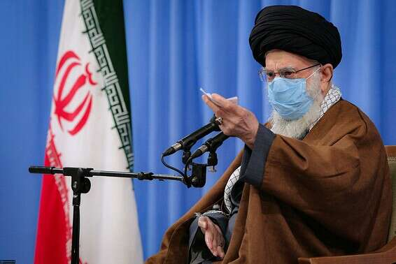 The Obama administration's nuclear deal has boosted Iran's appetite.  Ayatollah Ali Khamenei // Photo: AFP