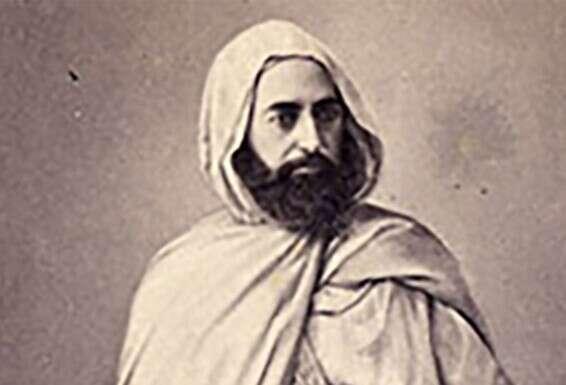 L'Algérien. 'Abd al-Qader