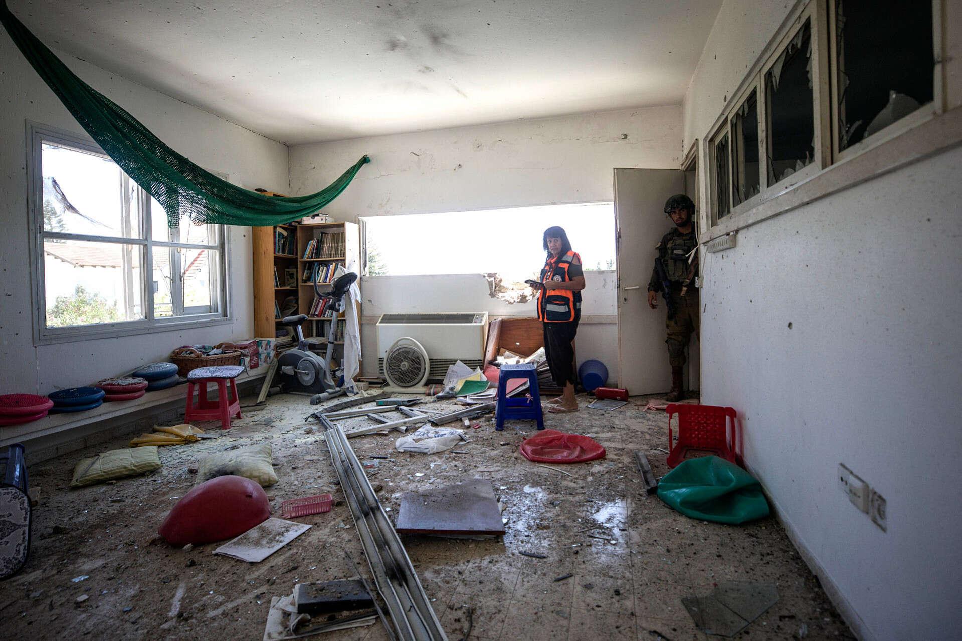 חמאס והג'יהאד האסלאמי: בוחנים את הרחבת טווח הירי