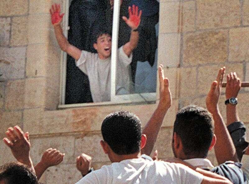לינץ' בלב רמאללה | ישראל היום