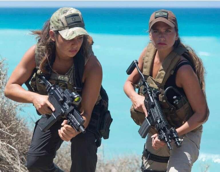 טכנולוגיות ישראליות בתערוכת נשק: רובה הגליל המחודש וכוונות מתקדמות במיוחד 325234324234323242