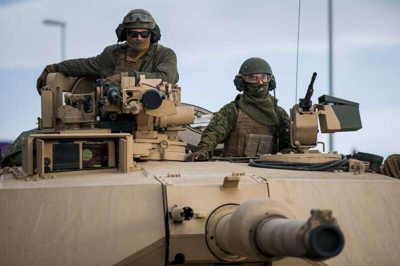 5 הטנקים הקטלניים בעולם המרכבה במקום ה 4 AFP_1AI1Y9
