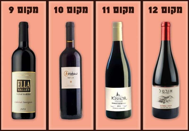 מפוארת 16 כוסות, 4 יינות, אחד אלוהינו | ישראל היום GZ-93