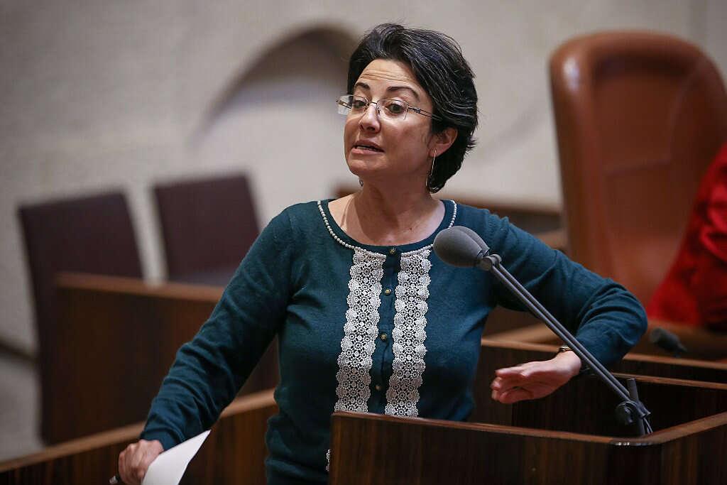 כתב אישום הוגש נגד חברת הכנסת לשעבר חנין זועבי