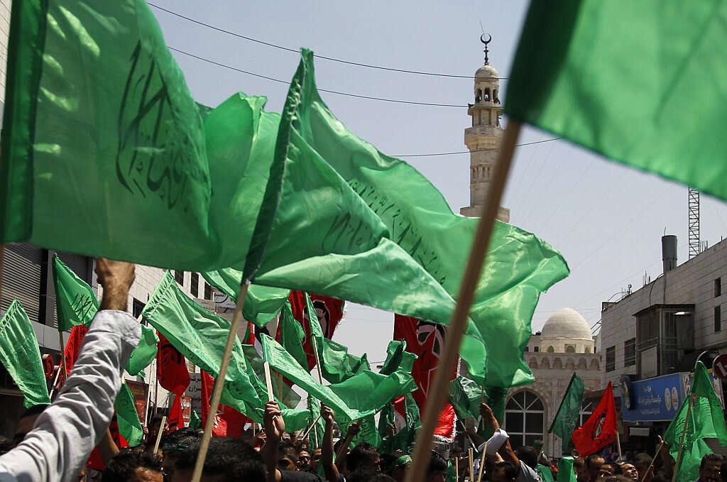 """חמאס תוקף את אבו מאזן: """"כשל בהשגת הישג בתהליך אוסלו"""""""