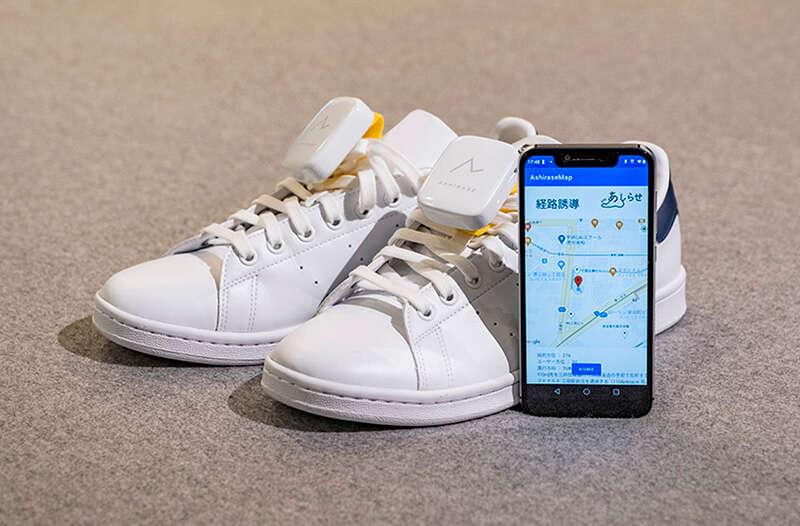 הסטארט-אפ החדש של הונדה יאפשר לעיוורים לנווט דרך הרגליים