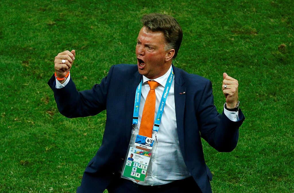 רשמית: לואי ואן חאל מונה למאמן נבחרת הולנד