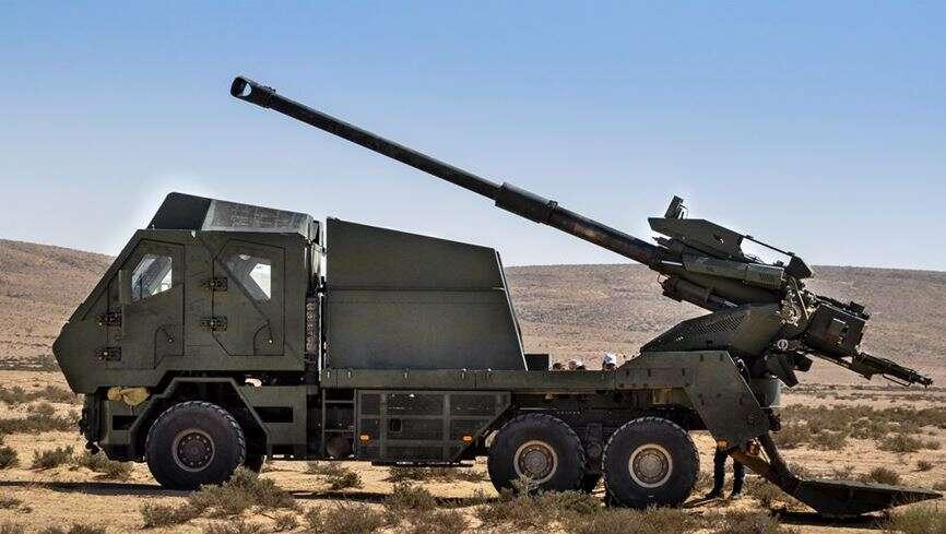 """אחרי שנים של תכנונים: נקבע סופית תאריך הטמעת התותח החדש של צה""""ל"""