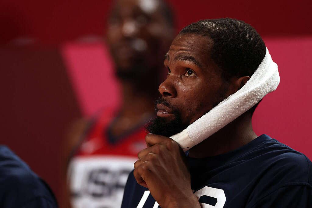 העתיד האמריקני באולימפיאדה - צרות
