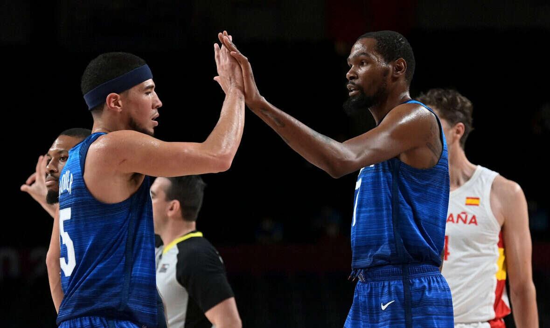 חמישי בטוקיו: חצי גמר טורניר הכדורסל וגמר 400 מטר גברים