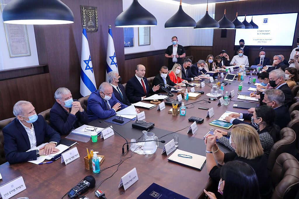 המדד - נורת אזהרה לממשלת ישראל
