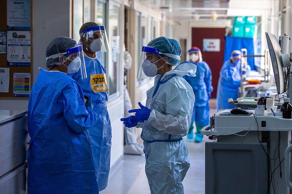 המרכז הרפואי הדסה: שתי יולדות חולות קורונה במצב קריטי וקשה