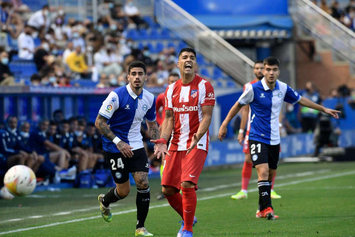 הפסד בכורה: אתלטיקו הופתעה על ידי אלאבס 1:0