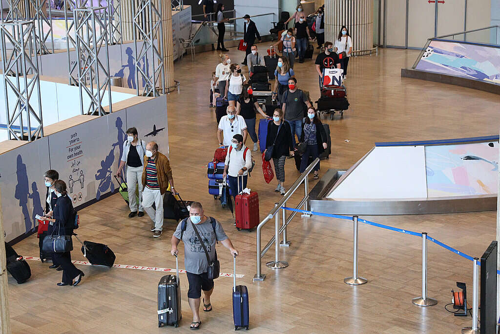 המתווה אושר: תיירים יוכלו להיכנס לארץ כבר מיום שני הקרוב