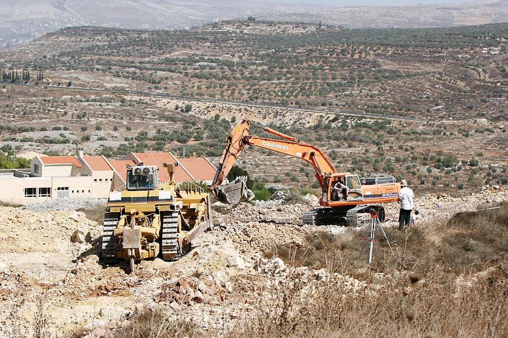 """12 מדינות מהאיחוד נגד הבנייה ביו""""ש: """"קוראים לישראל לחזור בה"""""""